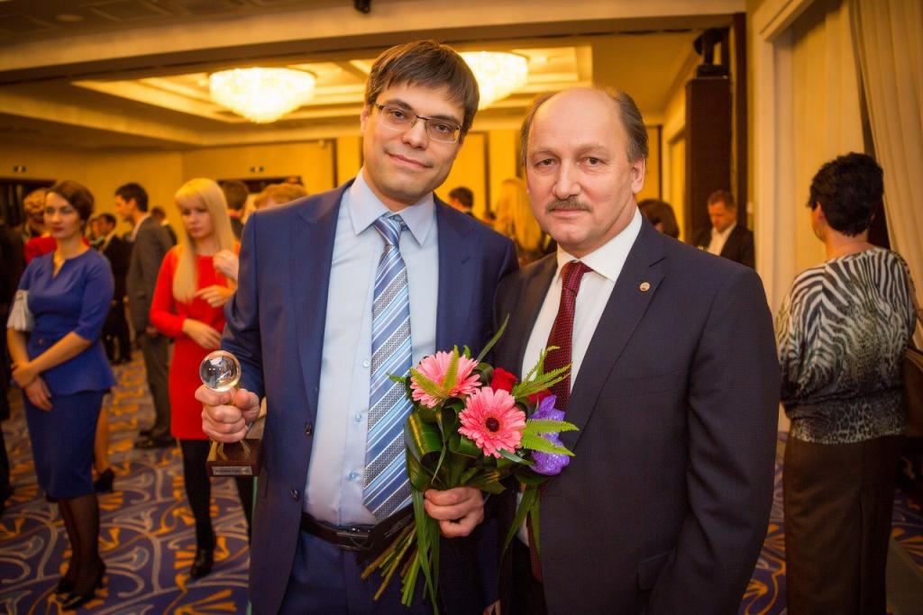Иван Поршенников – Человек года